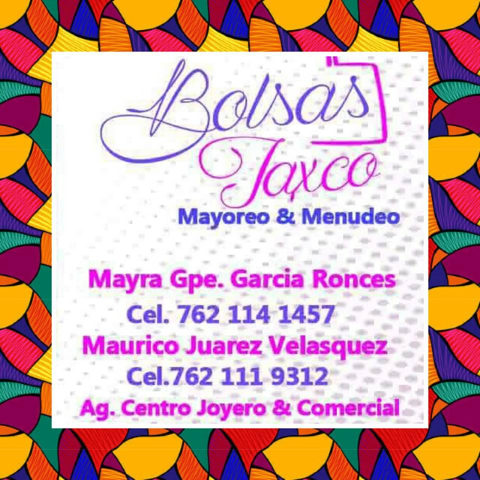 Bolsas Taxco