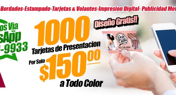 Promoción Conceptos Taxco